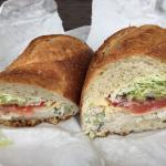 Crab Salad Sandwich - Amazing!!