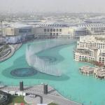Dubai Mall & Dubai Fountain