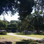 Foto de Bargara Beach Caravan Park