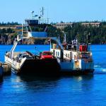 Grand Passage Ferry