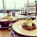 Make sure you visit the Espresso Cafe for a great breakfast before you head out for the day! And