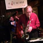WSU college of music pays jazz at Rico's!