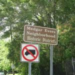 Neighbourhood Sign
