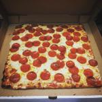Deep Dish Sicilian Pizza