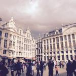 Brussels Sightjogging Foto