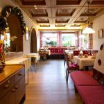 Restaurant im Hotel Berghof