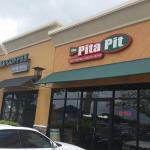 Pita Pit on Fowler Street, Fort Myers, FL