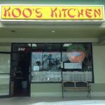 Koo's Kitchen Take-Out