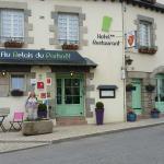 Foto de Hotel Au Relais du Porhoet