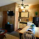 Gibson Cabin 116- Kitchen
