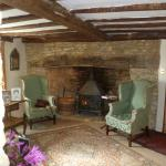 Comfortable Sitting Room, with Woodburning Stove