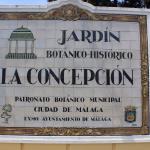 Cafeteria Jardin Botanico La Concepcion