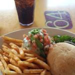 California Burger!