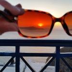 sunset from sun deck