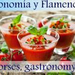Nuestra ruta de Caballos, Gastronomía y Flamenco
