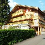 Foto de Hotel-Restaurant Alpenblick