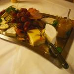 Und zum Abschluss - eine kleine Auswahl von Käse