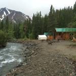 Foto de Denali Mountain Morning Hostel and Cabins