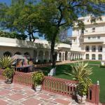 Foto de The Raj Palace Grand Heritage Hotel