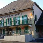 Café-Restaurant de la Croix-Verte Foto