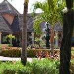 Colonial lobby area