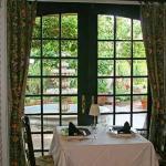 Romantic diining at Europa Restaurant