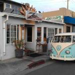 Cafe Zoolu outside