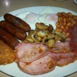 Amaaazing breakfasts!