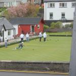 Lawn bowling club