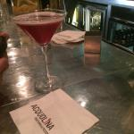 Delicious cocktails with house-infused flac