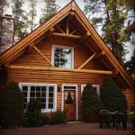 Foto de Alpine Village Cabin Resort - Jasper
