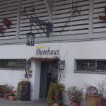Thun - Burehuus - approaching