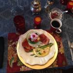 Nick's amazing breakfast