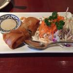 the spring roll