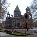 The Churches of Echmiatsin and the Archaeological Site of Zvartnots