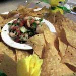Ceviche, Pearl Oyster Bar and Grill, Silver Legacy, Reno, NV