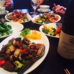 Riesling plus asian food = Heaven