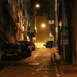Улица ведущая к отелю