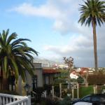 Panoramablick von der Terasse