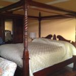 Fourposter Bed with ensuite