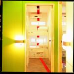 Our designed corridor