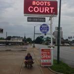 Foto de Boots Court Motel
