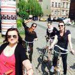 Perfekter Stadtrundgang/Fahrradtour durch Wrocław :)