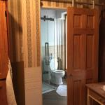 Bathroom in room