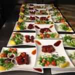 Starters at Curry Inn