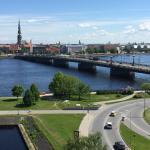 Photo de Radisson Blu Daugava Hotel, Riga