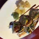 Eel lover roll
