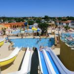 Parc aquatique de 3500 m2