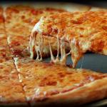 Pizza personal muy sabrosa...