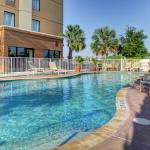 Relax and enjoy the Florida sun in our outdoor pool.